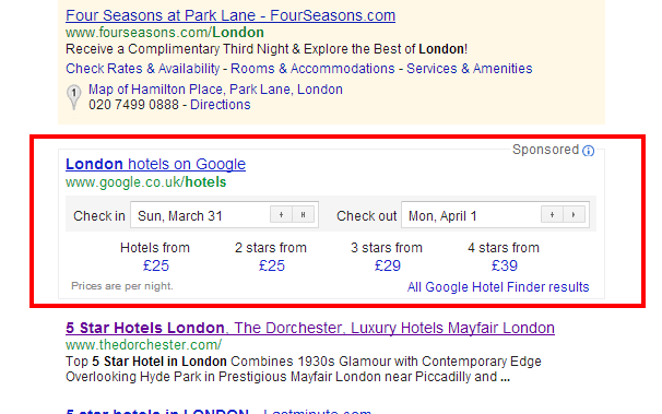 Google_Hotel_Finder_-_availability_search_on_Google_main_results_page